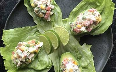 Palta Rellena – Peruaanse Gevulde Avocado